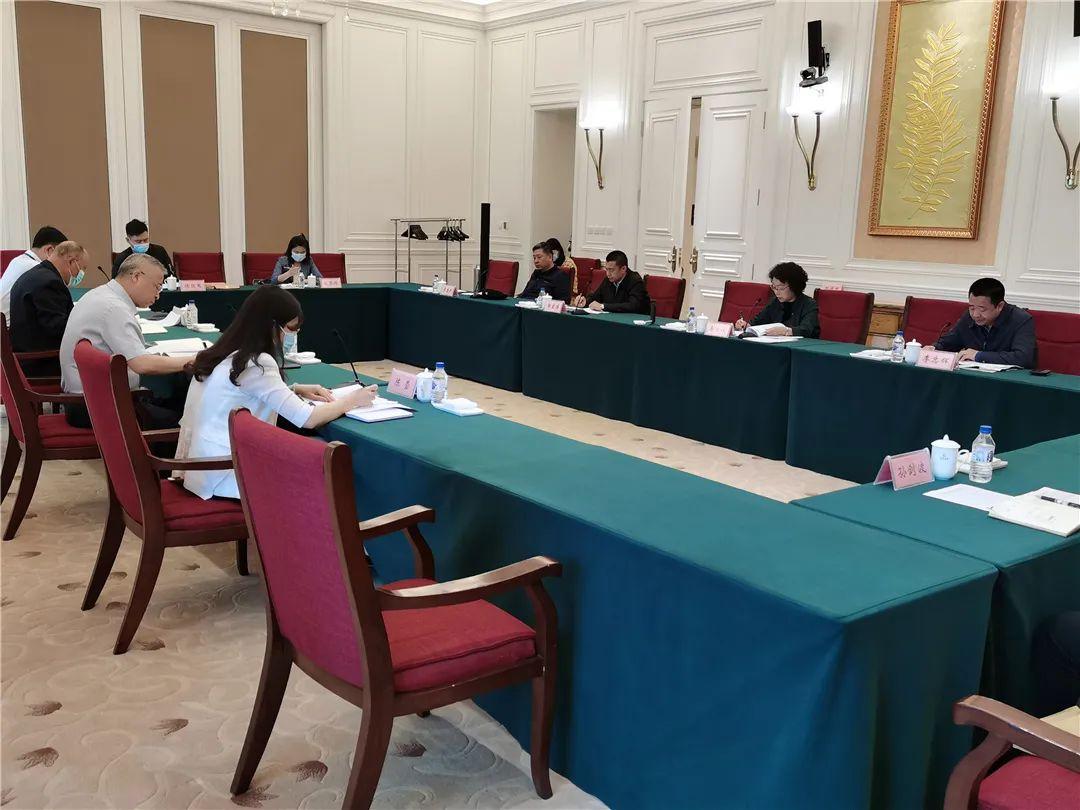 吉林市城區政法隊伍教育整頓辦主任座談交流會召開