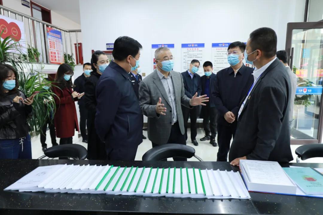 吉林省政法队伍教育整顿第二指导组赴永吉检查指导